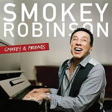 ROBINSON SMOKEY-SMOKEY & FRIENDS CD *NEW*