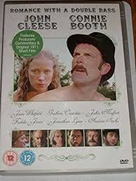 ROMANCE WITH A DOUBLE BASS-JOHN CLEESE & CONNIE BOOTH DVD VG