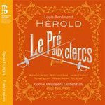 HEROLD LOUIS-FERDINAND-LE PRE AUX CLERCS OPERA 2CD+BOOK *NEW*