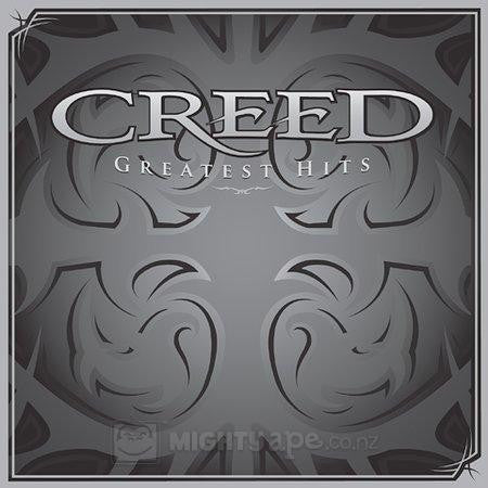 CREED-GREATEST HITS CD+DVD VG