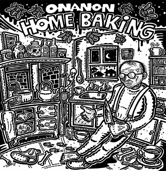 ONANON-HOME BAKING LP *NEW*