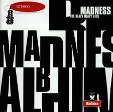 MADNESS-THE HEAVY HEAVY HITS CD VG