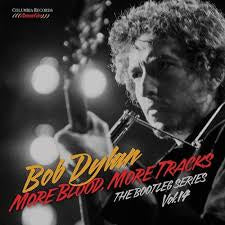 DYLAN BOB-MORE BLOOD, MORE TRACKS 2LP *NEW*