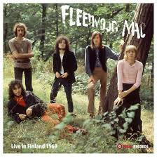 FLEETWOOD MAC-LIVE IN FINLAND 1969 LP *NEW*