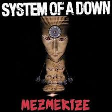 SYSTEM OF A DOWN-MEZMERIZE LP *NEW*