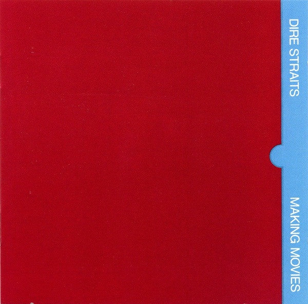 DIRE STRAITS-MAKING MOVIES CD VG