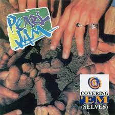 PEARL JAM-COVERING 'EM (SELVES) 2CD VG