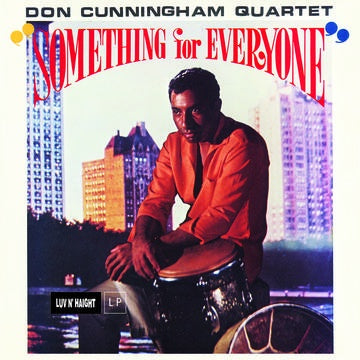 CUNNINGHAM DON QUARTET-SOMETHING FOR EVERYONE LP *NEW*
