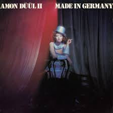 AMON DUUL II-MADE IN GERMANY LP NM COVER VG