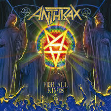 ANTHRAX-FOR ALL KINGS CD *NEW*