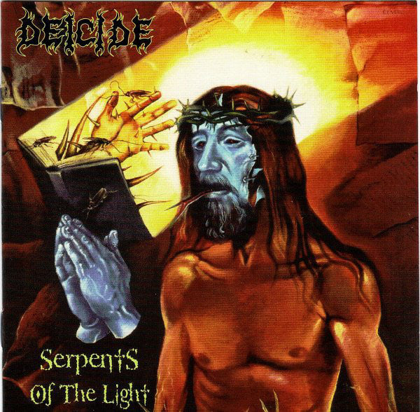 DEICIDE-SERPENTS OF THE LIGHT CD VG