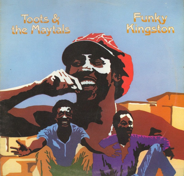 TOOTS & THE MAYTALS-FUNKY KINGSTON CD