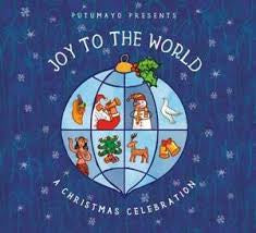 PUTUMAYO PRESENTS JOY TO THE WORLD CD *NEW*