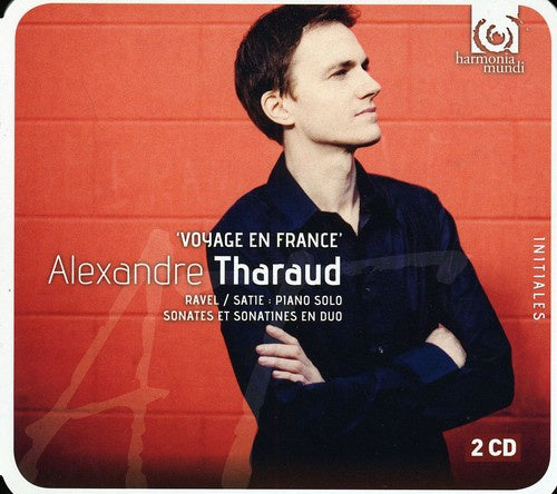 THARAUD ALEXANDRE-VOYAGE EN FRANCE 2CD *NEW*