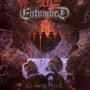 ENTOMBED-CLANDESTINE LP *NEW*