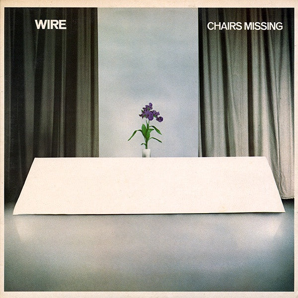 WIRE-CHAIRS MISSING CD *NEW*