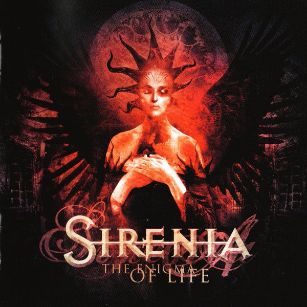 SIRENIA-THE ENIGMA OF LIFE CD VG