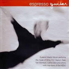 WINCH MARTIN-ESPRESSO GUITAR CD G