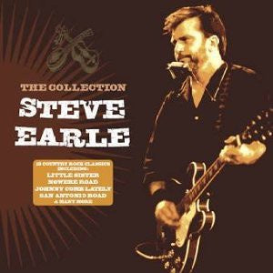 EARLE STEVE-THE COLLECTION CD VG