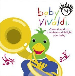 BABY EINSTEIN-BABY VIVALDI (SPANISH) CD *NEW*