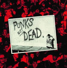 EXPLOITED THE-PUNKS NOT DEAD LP *NEW*