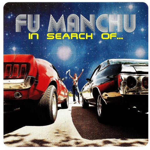 FU MANCHU-IN SEARCH OF CD VG
