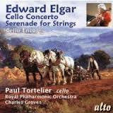 ELGAR EDWARD-CELLO CONCERTO SERENADE FOR STRINGS CD *NEW*