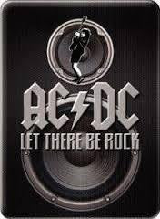 AC/DC-LET THERE BE ROCK DVD *NEW*