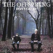 OFFSPRING THE-DAYS GO BY CD VG