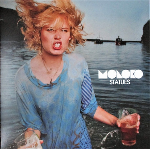 MOLOKO-STATUES BLUE MARBLED VINYL 2LP *NEW*