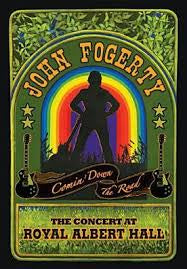 FOGERTY JOHN-COMIN' DOWN THE ROAD DVD VG+