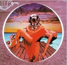 10CC-DECEPTIVE BENDS LP VG COVER VG