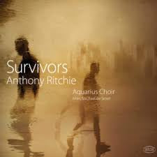 RITCHIE ANTHONY-SURVIVORS CD *NEW*