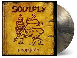 SOULFLY-PROPHECY GOLD/ BLACK VINYL 2LP *NEW*