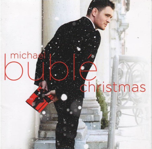 BUBLE MICHAEL-CHRISTMAS CD VG