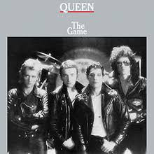 QUEEN-THE GAME LP VG+ COVER VG+