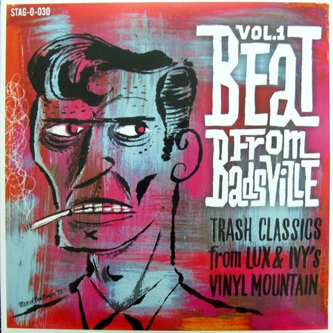 BEAT FROM BADSVILLE VOL 1 CD *NEW*