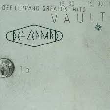 DEF LEPPARD-GREATEST HITS VAULT 1980 1995 CD *NEW*
