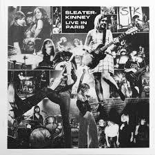 SLEATER-KINNEY-LIVE IN PARIS CD *NEW*