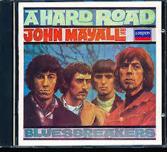 MAYALL JOHN AND THE BLUES BREAKERS-HARD ROAD CD *NEW*