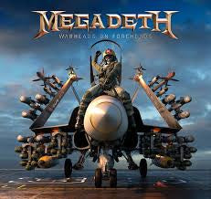 MEGADETH-WARHEADS ON FOREHEADS 3CD *NEW*