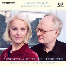 A SUMMERS DAY-ANNE SOFIE VON OTTER *NEW*