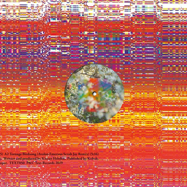 FOUR TET-TEENAGE BIRDSONG 12'' *NEW*