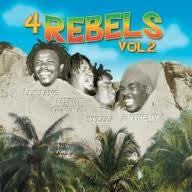 4 REBELS-VOL 2 CD VG