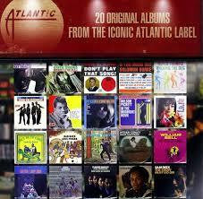 ATLANTIC SOUL LEGENDS-VARIOUS ARTISTS 20CD BOXSET VG+
