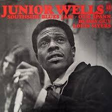 JUNIOR WELLS-SOUTHSIDE BLUES JAM LP *NEW*