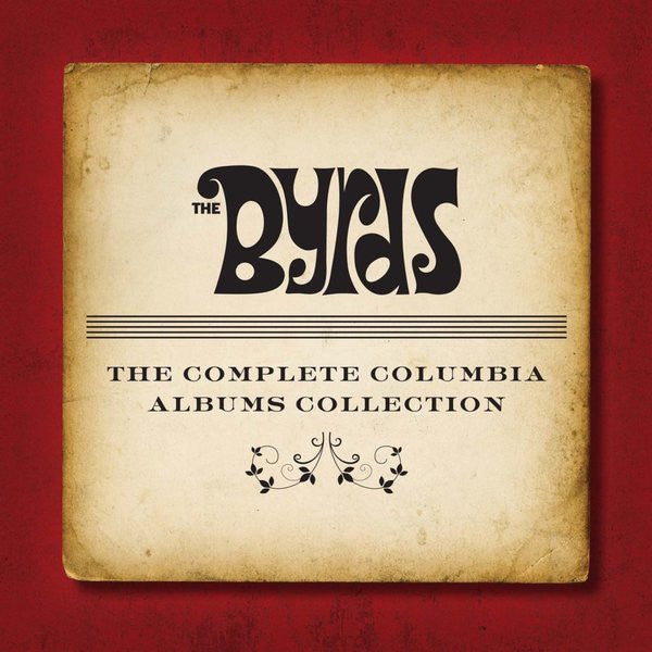 BYRDS THE-COMPLETE COLUMBIA ALBUMS COLLECTION 13CD VG+