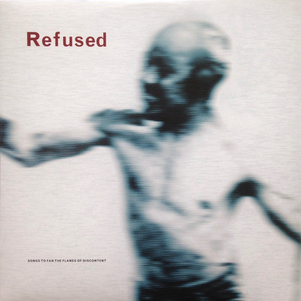 REFUSED-SONGS TO FAN THE FLAMES OF DISCONTENT LP *NEW*
