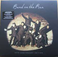 MCCARTNEY PAUL & WINGS-BAND ON THE RUN 25TH ANNIVERSARY 2LP VG+ COVER EX