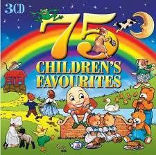 75 CHILDREN'S FAVOURITES-VARIOUS ARTISTS 3CD *NEW*
